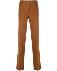 Pt01 Slim Fit Cotton Trousers