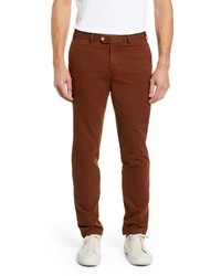 Hiltl Tierre Slim Fit Washed Twill Pants