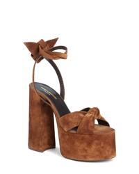 Saint Laurent Paige Platform Sandal