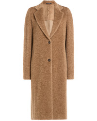 Maison Margiela Alpaca And Wool Coat