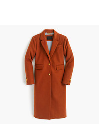 Collection olivia topcoat with grosgrain ribbon medium 957121
