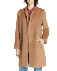 Eileen Fisher Suri Alpaca Blend Coat