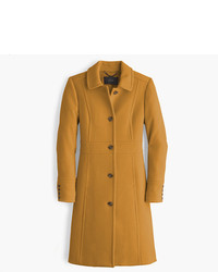 Tall italian double cloth wool lady day coat with thinsulate medium 5310928