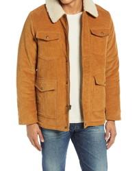 Schott NYC Vintage Corduroy Barn Jacket