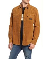 RVCA Campbell Corduroy Shirt