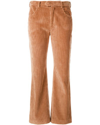 Isabel Marant Corduroy Cliff Trousers