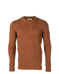 Nuur Ribbed Knit Sweater