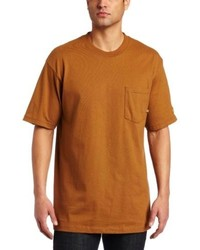 Dickies Short Sleeve Pocket T Shirt With Wicking