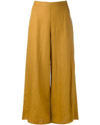 Wide leg cropped pants medium 3689527