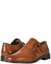 Nunn Bush Norway Plain Toe Double Monk Plain Toe Shoes