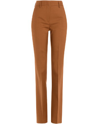High waist cotton trousers medium 528373