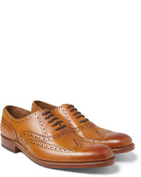 Tobacco Dress Shoes