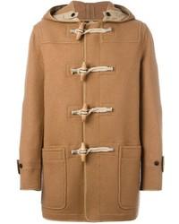 Burberry hooded duffle coat medium 732705