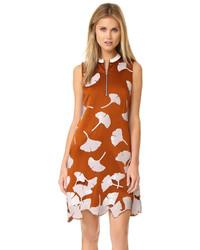 3.1 Phillip Lim Gingko Embellished Shift Dress