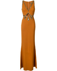 Bead embellished gown medium 4110292