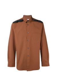 Comme Des Garcons SHIRT Comme Des Garons Shirt Shoulder Appliqu Detail Shirt