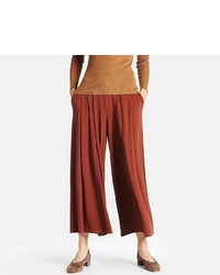 Uniqlo Flare Wide Pants