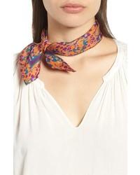 Rebecca Minkoff Liberation Floral Silk Bandana