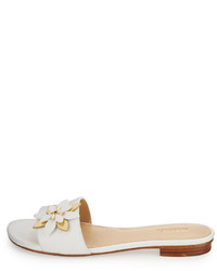 27268f691ebc ... MICHAEL Michael Kors Michl Michl Kors Heidi Floral Flat Slide Sandal ...