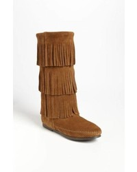 a856d9a3fae Fringe Knee High Boots for Women
