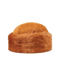 Brixton Churchill Faux Fur Cap