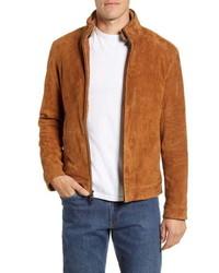 Tobacco Harrington Jacket