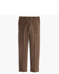 J.Crew Ludlow Suit Pant In Herringbone American Wool