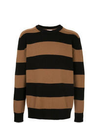 Laneus Striped Sweater