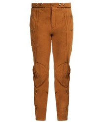 Chloé Chlo Zip Hem Skinny Leg Jeans