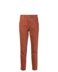 MiH Jeans Cropped Leg Skinny Jeans