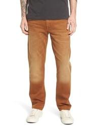 True Religion Brand Jeans Geno Straight Fit Jeans