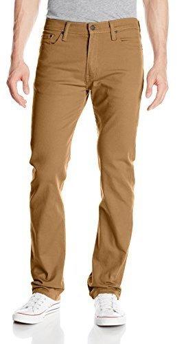 32a823035af Levi's 513 Slim Straight Jean, $46 | Amazon.com | Lookastic.com