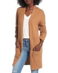 Rib knit cardigan medium 4952316
