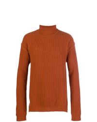 Rick Owens Fisherman Turtleneck Sweater