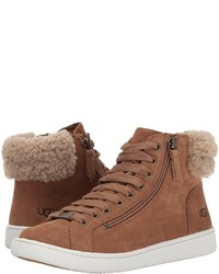 UGG Olive Lace Up Casual Shoes