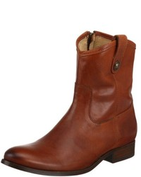 Frye Melissa Button Short Ankle Boot