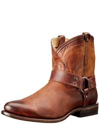 Frye Wyatt Harness Short Ankle Boot