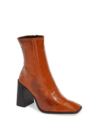 Topshop Hurricane Leather Bootie