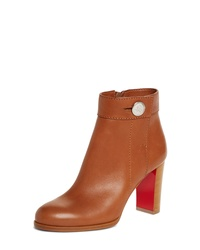 Christian Louboutin Janis Button Bootie