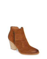 Paul Green Malibu Sliced Zip Bootie