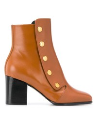 Mulberry Marylebone 70 Smooth Boots