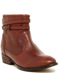 Seychelles Sanctuary Leather Ankle Boot