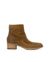 Marsèll Zipped Midi Boots