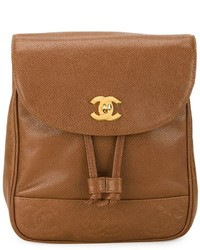 Chanel Vintage Classic Backpack