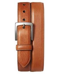 Shinola Bedrock Leather Belt