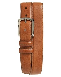 Torino Belts Glazed Leather Belt