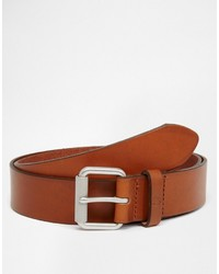 Fred Perry Burnished Leather Belt