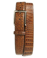 Torino Caiman Leather Belt