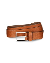 Allen Edmonds Country Avenue Pebbled Leather Belt