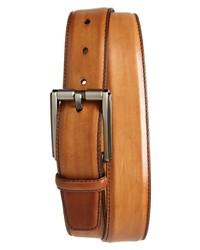 Magnanni Dali Calfskin Leather Belt